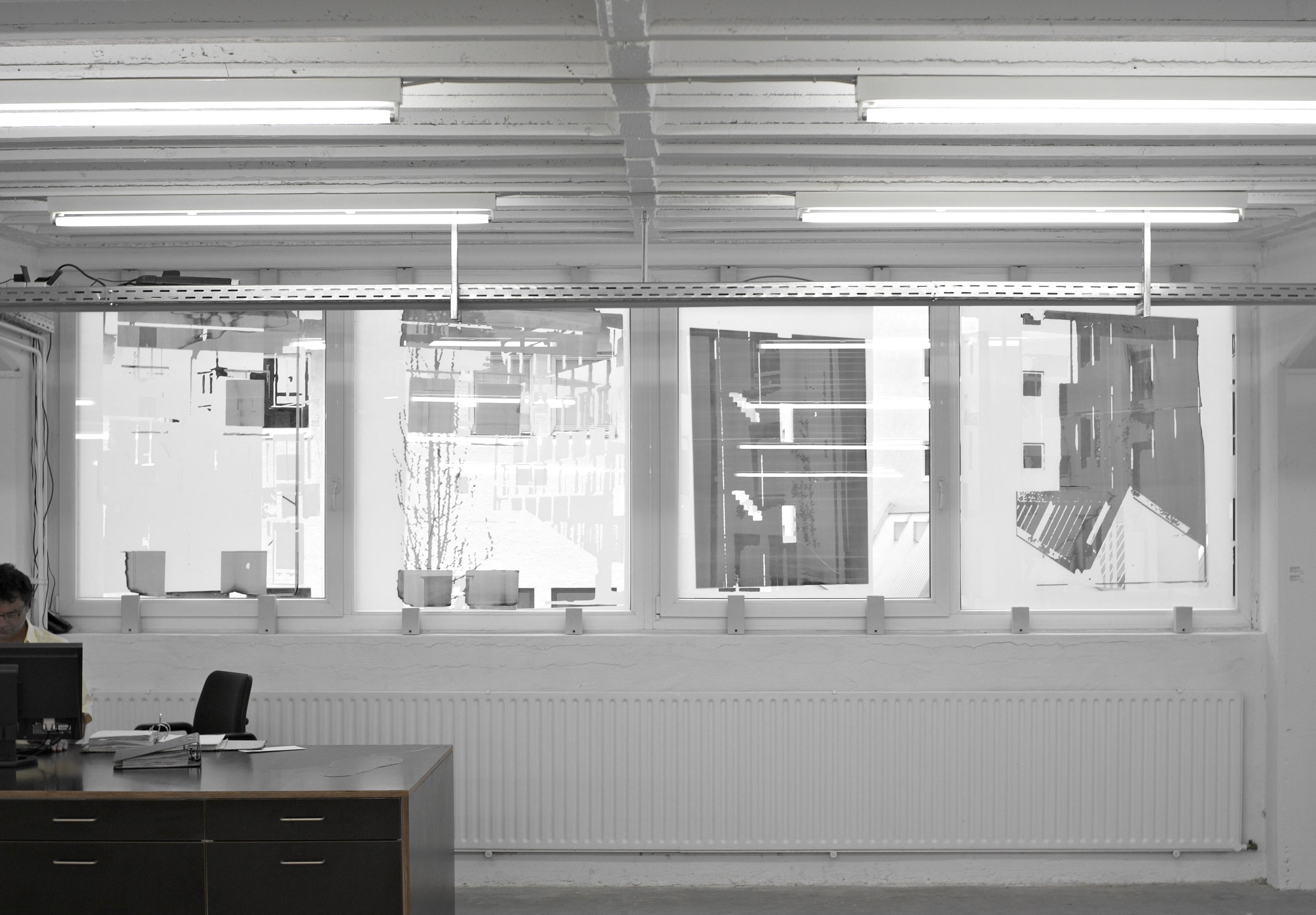 Glasarbeit: oT (2011) von Thomas Zubrod