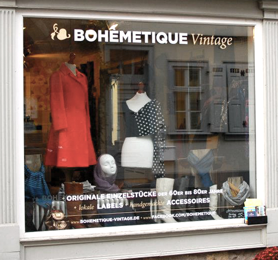 Bohèmetique Showroom